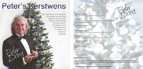 CD-hoes Peter's Kerstwens