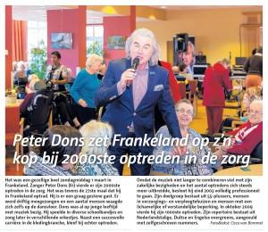 4 maart 2015 Het Nieuwe Stadsblad Schiedam 1